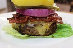 THE MOST EPIC BUNLESS BURGER!