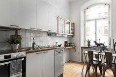 현실적인 북유럽 스타일의 13평 원룸 아파트 인테리어 : 네이버 블로그