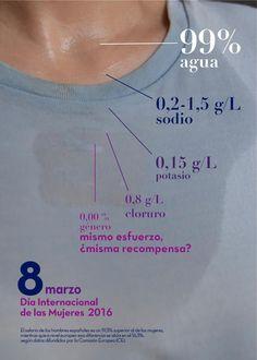Puedes ver más trabajos mios en http://www.facebook.com/unomasperounico #unomasperounico #feminismo #igualdad #cartel #diseño #graphic design