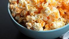 Easy and ever-so-flavorful, this quick Sriracha popcorn is an unexpected treat! Make it wheneva you need a truly scrumptious snack!