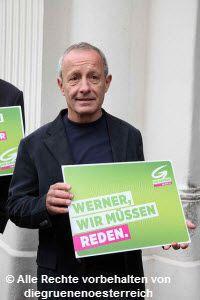 Peter Pilz - Werner Faymann