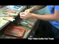 Handmade Jewelry Making by Lawa Silversmith