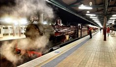 This great shot is of Central Sydney Station and supplied by ABC fan David Bailey.