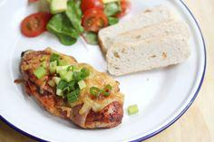Cheddar Bar-B-Q Chicken Breasts!!! Recipe - Genius Kitchensparklesparkle