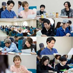 Jo In Sung, Gong Hyo Jin, Lee Kwang Soo, EXO's D.O., & more attend first script reading for 'It's Okay, That's Love' | allkpop