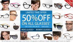 Today's Deals  Eyeglasses - Prescription glasses, eyewear, buy glasses online - GlassesUSA