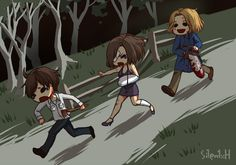 Silent Hill 4 fun by SilentxH.deviantart.com on @deviantART