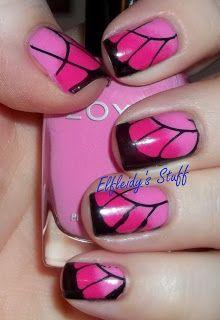 Pink wings! - Elfleidys Stuff