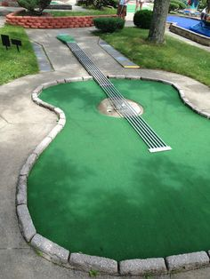 Mini Golf! Lake George, NY - Mini Golf - Summer 2013 Trip #golf #lorisgolfshoppe