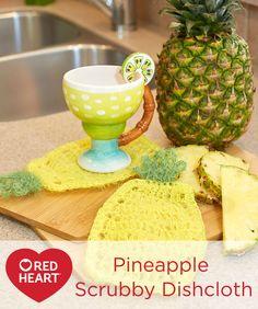 Pineapple Scrubby Di