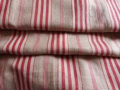 Old French ticking