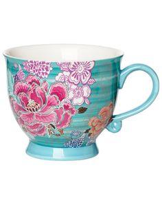 FLORIA mugg turkos   Mugs/cups   null   Glas & Porslin   Home   INDISKA Shop Online