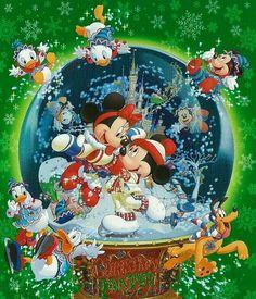 Weihnachtsgrüße Disney.Die 449 Besten Bilder Von Disney Christmas Ii In 2019