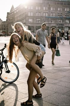 #city #best friends #fun |Tumblr