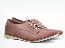 Rollie schoenen Derbys sneakers pink leer http://www.topshoe.nl/dames/rollie/veterschoenen/38239/46315/
