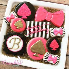 Kate Spade cookies