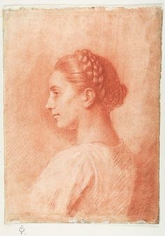 Allan Ramsay (British, - A Country Girl at Surrentum, Italy, September The Metropolitan Museum of Art, New York. Portrait Au Crayon, Portrait Art, Trois Crayons, Life Drawing, Painting & Drawing, Drawing Heads, Amazing Drawings, Art Drawings, Charcoal Portraits