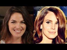 ▶ Lana Del Rey Makeup Tutorial: The Beauty Beat! - Pixi Blush in Purest Peach