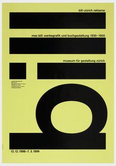 """garadinervi: """"Jean Robert, Käti Robert-Durrer / Robert & Durrer, Bill - Max Bill: Werbegrafik und Buchgestaltung 1930-1955, Museum für Gestaltung Zürich, 1998 """""""