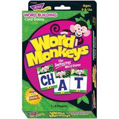Monkey Mayhem Educational Game