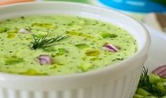 Cold soup Recipes Easy is One Of Beloved soup Of Numerous Persons Across the World. Besides Simple to Produce and Great Taste, This Cold soup Recipes Easy Also Health Indeed. Gazpacho Recept, Cucumber Soup Recipe, Chilled Soup, Easy Soup Recipes, Blenders, Summer Recipes, Barbecue, Easy Meals, Dips
