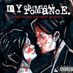 My Chemical Romance - Three Cheers For Sweet Revenge on LP