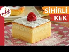 Yummy Recipes - Easy and Practical Recipes Cake Recipes, Dessert Recipes, Dinner Recipes, Yummy Recipes, Magic Recipe, Turkish Recipes, Cheesecakes, Amazing Cakes, Vanilla Cake