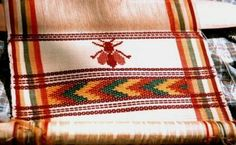 Guatemalan Weave Pattern
