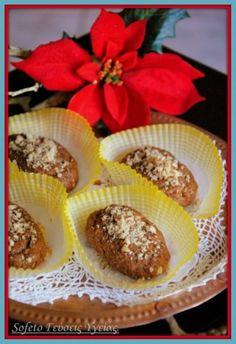 μελλομακάρονα 1 Sweet Desserts, Healthy Desserts, Greek Cookies, Stevia Recipes, Healthy Sweets, Greek Recipes, Let Them Eat Cake, Sugar Free, Cooking Recipes