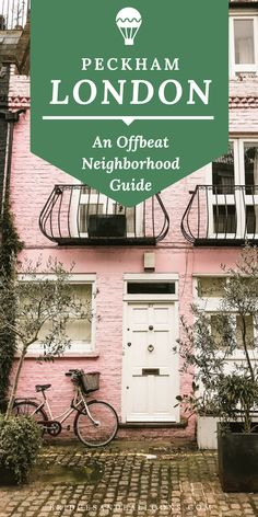 A complete travel guide to Peckham, London's essential attractions. The best things to do in this district of London ranging from exploring the many parks and gardens to ending the night at a rooftop bar. Dine at one of the cities many restaurants listed in this guide and find the right hotel to stay at. A guide to one of London's most offbeat and underrated neighborhoods! Travel in England and the UK. | Bridges and Balloons #Peckham #London #England #UK #Travel #TravelTips #Europe