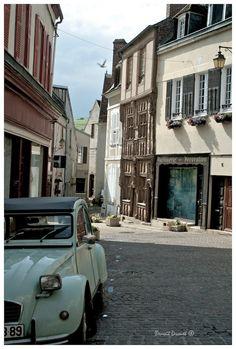 Deuch à Joigny (Yonne 89) #citroen #yonne #bourgogne