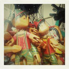 Pinocchio è sempre Pinocchio