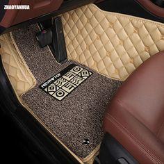 Brackets Buick Enclave Floor Mats