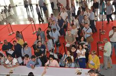 Easy Registration Process at The Home Expo India, 2016 #homeexpo #tradeshow — at India Expo Mart.