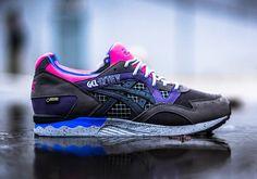 Packer Shoes x Asics Gel Lyte V Gore Tex – Release Date