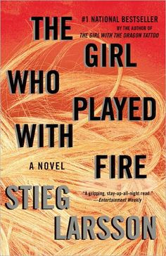 44) A book that was originally written in a different language -- The Girl Who Played with Fire (Millennium Trilogy Series #2) by Stieg Larsson  .... need to get on with reading this trilogy so why not :)