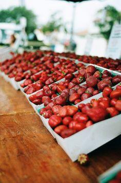 market berries, Santa Barbara, CA
