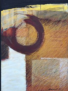 Second Circle | by Glenn Yamanoha #GlennYamanoha #CedarStreetGalleries #Oil