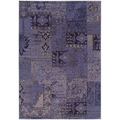 """The Conestoga Trading Co. Renaissance Charcoal Area Rug Rug Size: 3'10"""" x 5'5"""""""