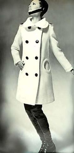 Pierre Cardin 1969 by satdish, via Flickr