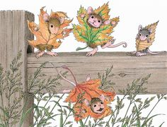 Shop for House Mouse 'Autumn Wardrobe' Wood-mounted Rubber Stamp. Get free delivery On EVERYTHING* Overstock - Your Online Scrapbooking Shop! Stamp World, House Mouse Stamps, Mouse Pictures, Pet Mice, Image Digital, Ranger Ink, Cute Mouse, Fall Cards, Penny Black