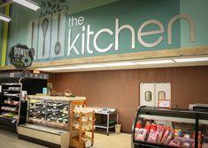 Supermarket Design, Signage Design, Store Design, Grocery Store, Liquor Cabinet, Retail, Marketing, Interior Design, Bakery