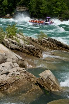 Wow! What a blast! Great view of an awesome adventure!  www.whirlpooljet.com