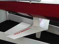 New High Performance Monofoilers - Page 22 - Boat Design Forums