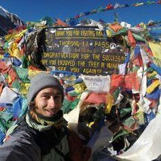 Hike the Annapurna Circuit Trail Bucket List Achievement Unlocked by Thib-top