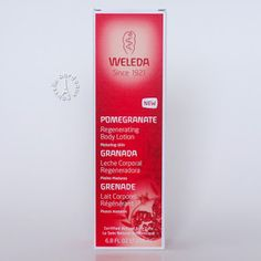 Weleda Pomegranate | Body Lotion and Body Wash