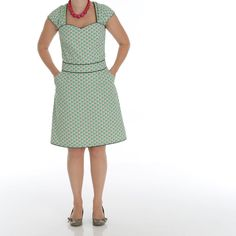 Cambie Dress van Sewaholic