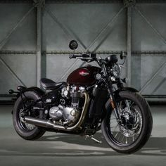 F&O Fabforgottennobility - The new Triumph Bonneville Bobber | Bike EXIF)