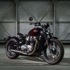 F&O Fabforgottennobility - The new Triumph Bonneville Bobber | Bike EXIF)