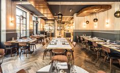 There's something incredibly surreal about tucking into a dripping-with-jus Kobe and Black Angus burger, literally in the shadow of a hulking, abandoned steelworks refinery; but, then again, restaurateur Riccardo Giraudi has never been one to play it b...